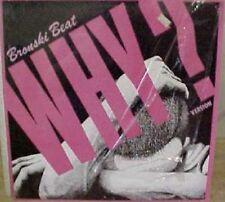 "Bronski Beat Why 2 mixes - US 12"""