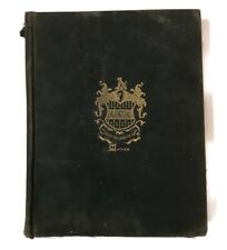 New listing Lineage Of Rev. Richard Mather 1890 Horace E. Mather Signed