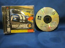 Sony Playstation PS1 Test Drive 5 Complete