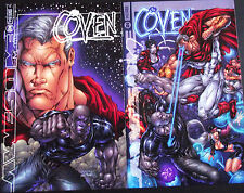 COVEN 2a,2b...NM-...1999...Jeph Loeb,Ian Churchill...Bargain Bundle!