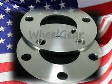12MM| 5X115MM| 70.3 HUBCENTRIC| CADILLAC CHEVROLET PONTIAC| BILLET WHEEL SPACERS