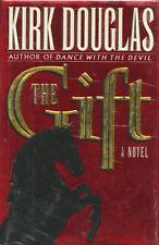 Kirk Douglas  Signed  The Gift 1992  VG+/NF