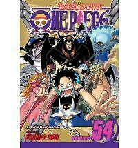 One Piece Volume 54, Good Condition Book, Oda, Eiichiro, ISBN 9781421534701