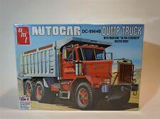 AMT 1:25 Scale Autocar Dump Truck Automobile Car Model Hobby Kit  AMT1150 New