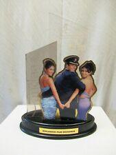 """Vintage Bollywood Silver Jubilee Trophy Andaaz Movie Memorabillia Collectibles """""""
