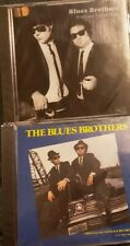 Lot of 2 Blues Brothers CD's original soundtrack briefcase full of blues NEW