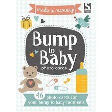 Fare una memoria aggiuntiva per Baby foto schede: fai un momento in una memoria per mantenere Fore
