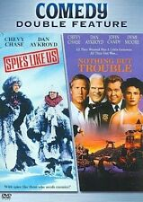Spies Like US Nothing but Trouble 0012569767553 DVD Region 1