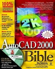 Autocad 2000 Bible-ExLibrary
