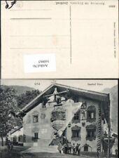 160865,Ötz Gasthaus Stern Detailansicht
