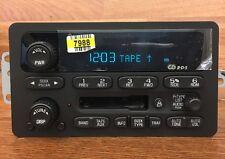 NEW 2001-2005 Chevy Impala Cavalier Monte Carlo Cassette Tape Radio Unlocked