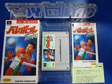 Volleyball Twin [NTSC-J] Japan - Nintendo Super Famicom