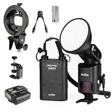 Godox Witstro AD360II-C TTL 360W  Portable Speedlite Flash Light Kit For Canon