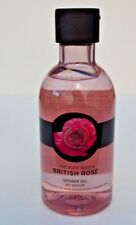 THE BODY SHOP 'BRITISH ROSE' FRAGRANCED SHOWER GEL - 250 ML - BRAND NEW!