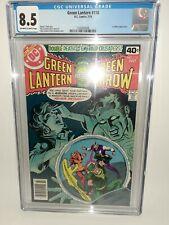 DC Green Lantern #118 Cgc 8.5 1979 FREE SHIPPING