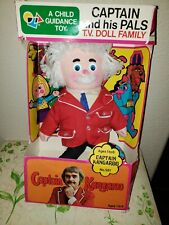 Captain kangaroo doll