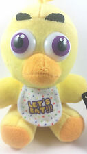 Five Nights At Freddy's Good Stuff Plush Soft Toy 6 inch Chica NWT