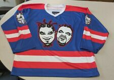 RARE MNE TWIZTID FREEK SHOW HOCKEY JERSEY SIZE LARGE EMBROIDERED/SUBLIMATED