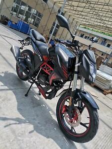 2021 Yamasaki F50 sports moped 49cc EFi motorcycle motorbike