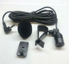 UNIVERSAL FOR PIONEER CAR STEREO REPLACEMENT BLUETOOTH MICROPHONE MIC 2.5MM JACK