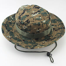 459f80a63183f Bucket Hat Boonie Hunting Fishing Outdoor Cap Wide Brim Military Unisex Sun  Camo