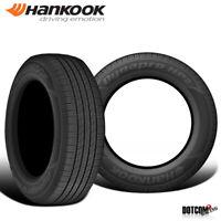 2 X New Hankook RA33 Dynapro HP2 245/55R19 103H High Performance Tire