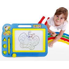 Kids Preschool Sketch Doodle Pad Magnetic Drawing Writing Board Educational Toys
