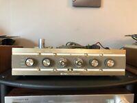 Vintage Knight KA-95 Tube Amplifier EL34 5AR4 12AX7 for Rebuild