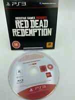 Red Dead Redemption Sony PlayStation 3 PS3 PROMO Disc EXTREMELY RARE Sleeve R*