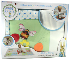 Peter Rabbit Jumbo Baby's Activity Playmat   Perfect Nursery Gift FAST DISPATCH!