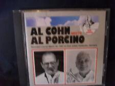 Al Cohn Meets Al Porcino - Al Cohn Meets Al Porcino