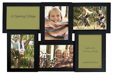 MCS Dimensional Collage Picture Frame For Six 5x7 (Same Shipping Any Qty)