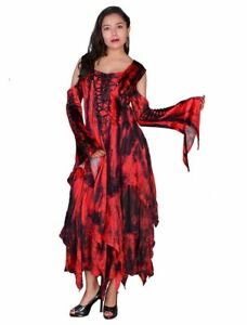 Jordash Dress Red TD Size XXL