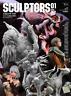 SCULPTORS 01 techniques, Anime figures, 3D models by Japanese sculptors New