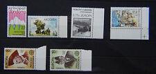 Andorra 1974 UPU 1984 culture 1980 2003 2004 EUROPA SERIE Gomma integra, non linguellato