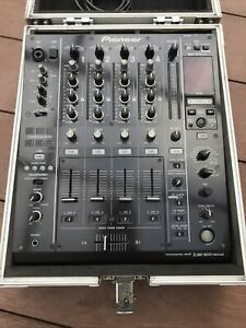 Pioneer DJM 900 Nexus Professional Mixer Top Zustand- Komplett Überholt im Case