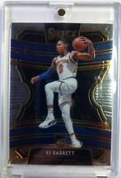 2019-20 Panini Select Concourse RJ Barrett Rookie RC #21, New York Knicks