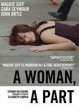A WOMAN A PART (Maggie Siff)  DVD - Region 1