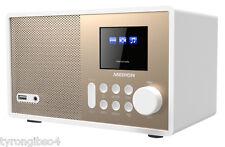 "MEDION E85059 MD 87559 Wireless LAN WLAN Internet Radio 2,4"" TFT Display weiß"