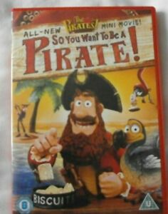 So You Want To Be A Pirate DVD