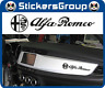 ADESIVI CRUSCOTTO ALFA ROMEO STICKERS IN VINILE NEW