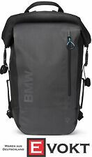 BMW 80222359842 Nylon Backpack Black Airflow System Best Gift Genuine New