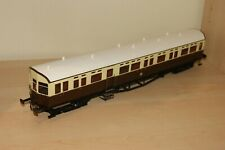 O gauge 7mm FINESCALE Kitbuilt GWR Autocoach Twin Cab Brown Cream Livery '170'