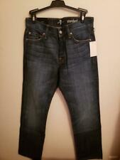 7 For all Mankind Jeans Standard straight leg Size 29