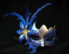 Elegant Masquerade Ball midnight dress up Halloween party Chirstmas Luxury Mask