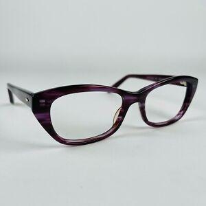 BARTON PERREIRA eyeglasses  PURPLE CAT EYE glasses frame MOD: DREAMGIRL