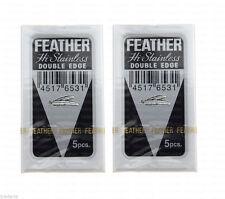 Feather Men's Razor Double Edge Blades