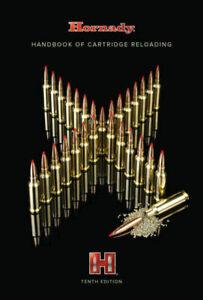 Hornady 10th Edition Handbook of Cartridge Reloading - 99240