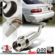 SS Catback Exhaust System 4.5