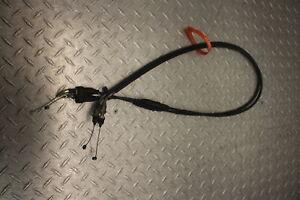 2005 SUZUKI VSTROM 1000 DL1000 THROTTLE CABLES LINES